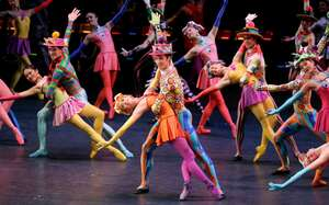 dance ballet the royal ballet fireworks happy new year 2021