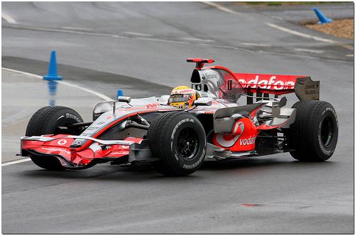 Team Vodafone McLaren Mercedes