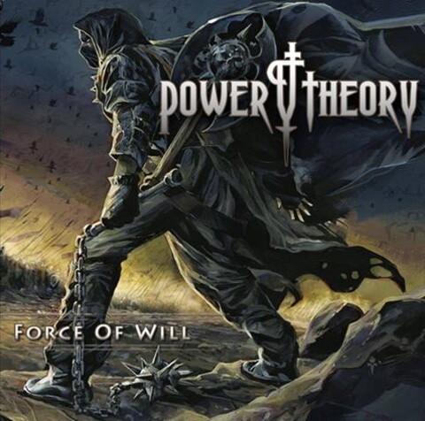 POWER THEORY - Un nouvel extrait de l'album Force Of Will dévoilé
