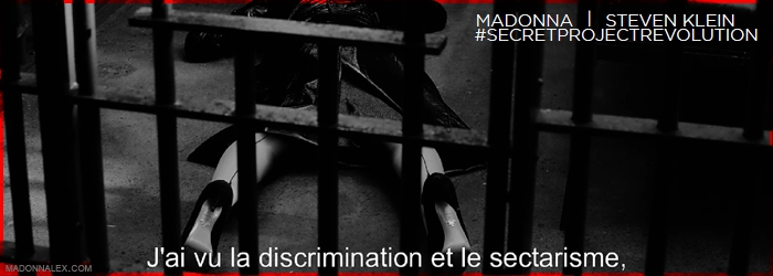 Madonna - ArtForFreedom - Secret Project Revolution of Love