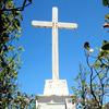 Sainte-Marie - La Croix en haut de l'Îlet Sainte-Marie - Photo : Michaël