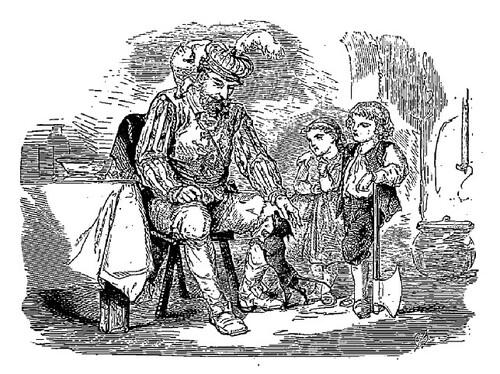 La Hache et le Pot-au-feu - Jean Macé (Contes du Petit Château)