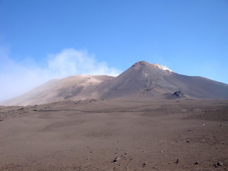Sur les pentes de l'Etna...