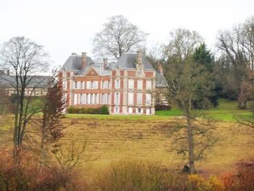 Saint-Denis-sur-Scie - Manoir Duplessis d'Argentré (XVIIe-XIXe s.)
