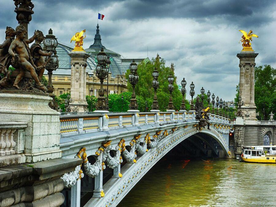 Pont de France: pont Alexandre III
