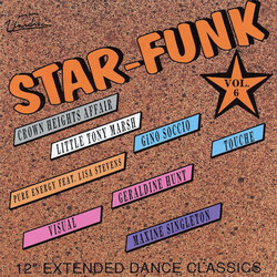 V.A. - Star Funk Vol.6 - Complete CD