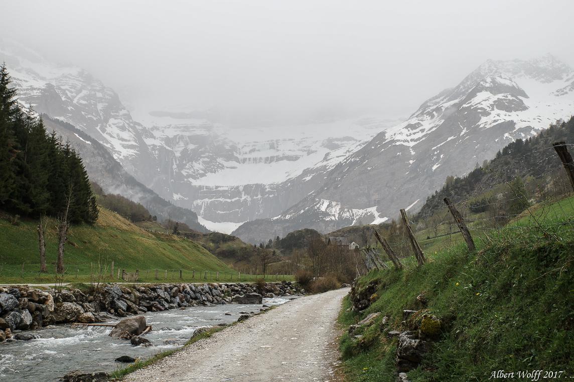 Mes jeunes années courent dans la montagne...