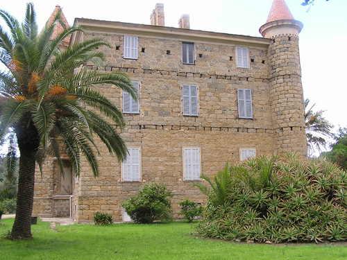 """Résultat de recherche d'images pour """"Belvédère-Campomoro Le château Durazzo"""""""