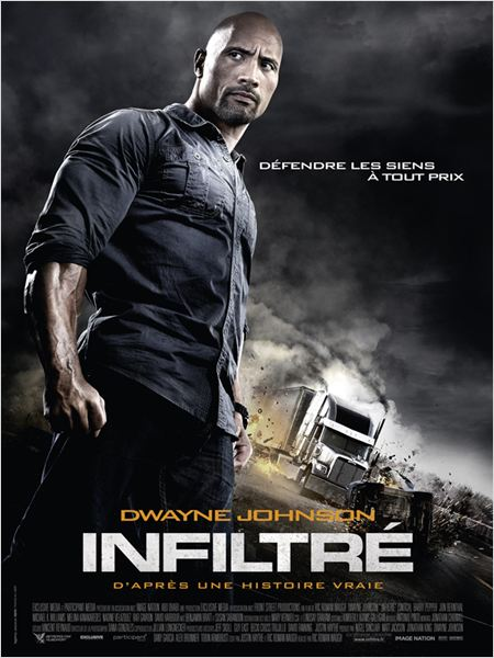 Infiltré (Snitch) (2013) [BDRIP-MD FR] - 1 CD