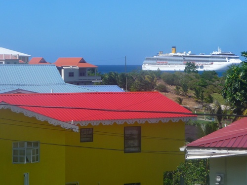 THE COSTA WORLD CRUISE 2011-2012 (work in progress)