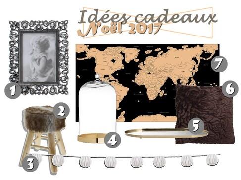 Idées cadeaux à petit budget
