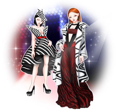 Nouveautés de la semaine [27/03/2015] - Tenues haute couture