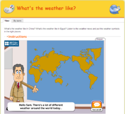 WEATHER+COUNTRIES