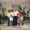 femme et enfants avant ma séparation