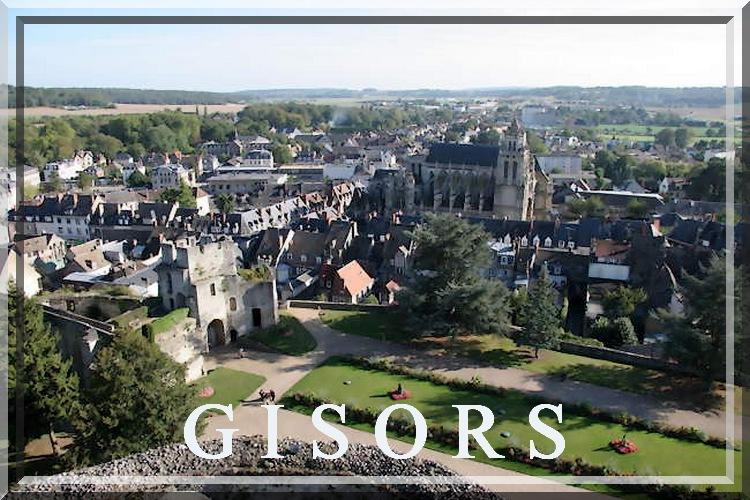 Gisors (Eure) 1ere partie