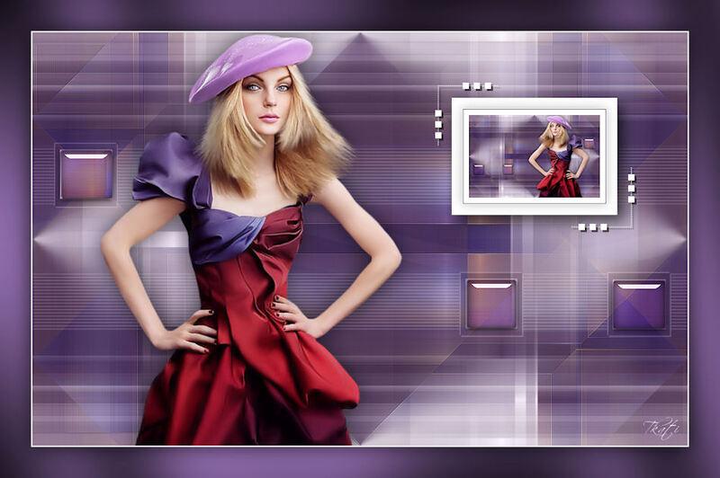 Fashion Girl - Saját szerkesztés