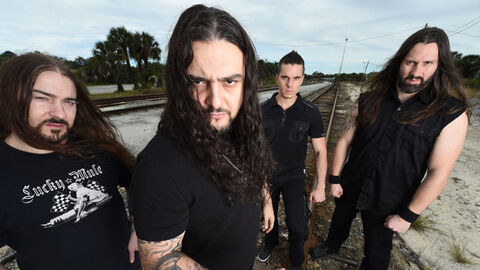 KATAKLYSM re-signe avec Nuclear Blast ; Premières infos à propos du prochain album