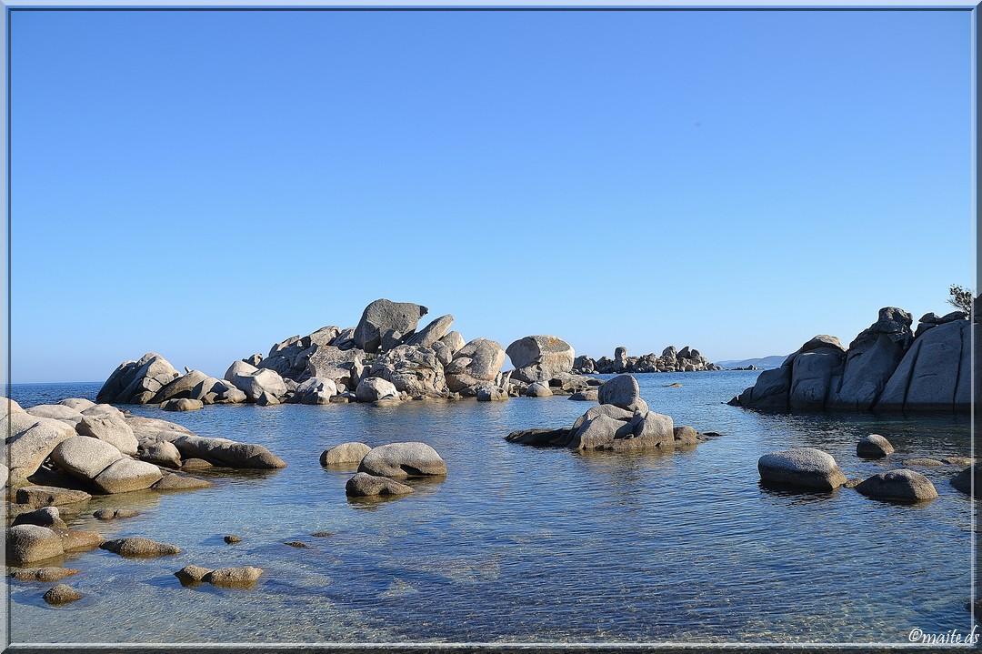 Plages de Tamaricciu - Corse 9 juin 2014