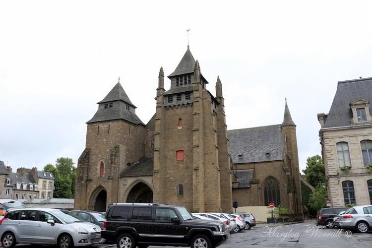 Bretagne : Saint-Brieuc 1/2