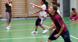 Faire du sport à l'école