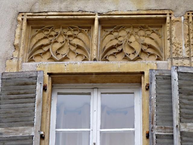 Façades de Metz l'Hôtel de Heu 13 2010