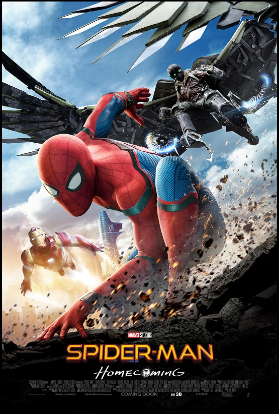 [Critique] Spider-Man : Homecoming