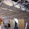 isolation en laine de verre de 200 + 100 dans combles aménagés mikit (5)
