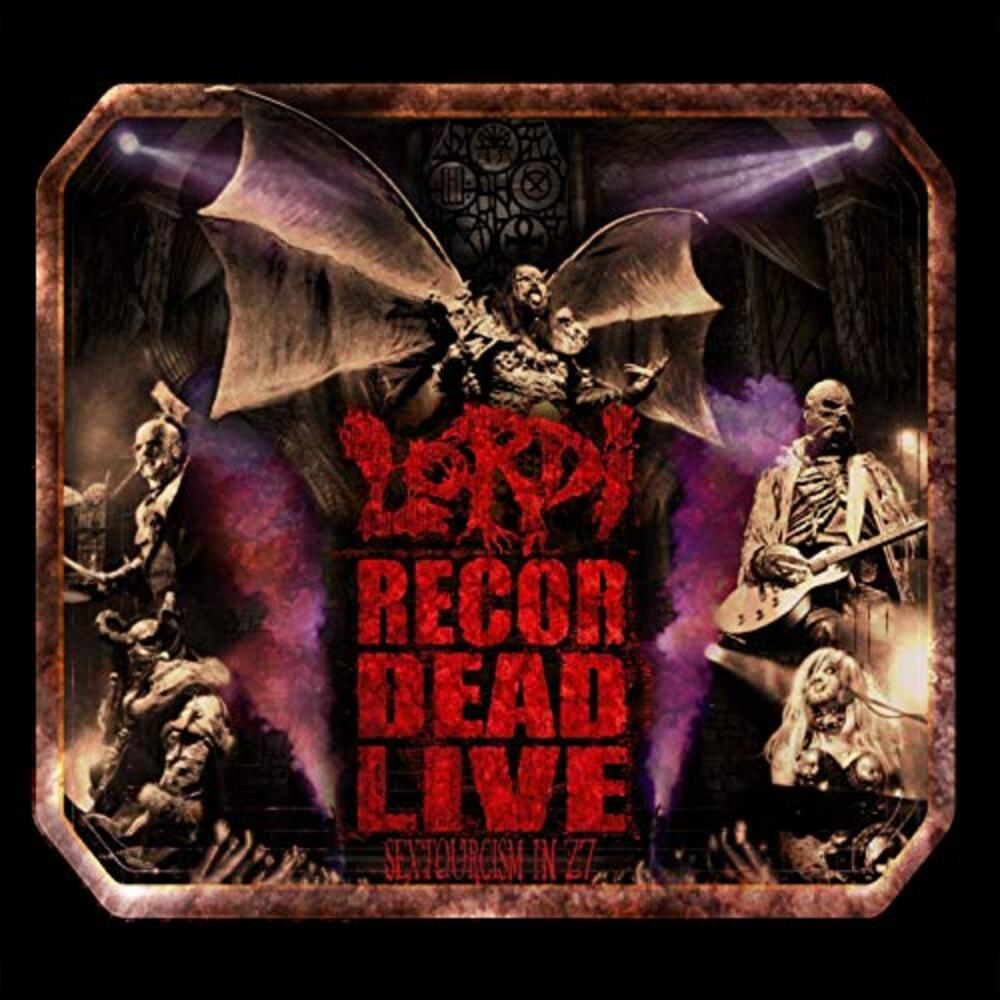 Lordi - Recordead Live – Sextourcism in Z7 (2019)