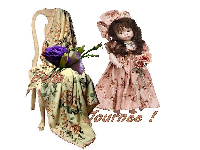 Haute couture et parfum ...