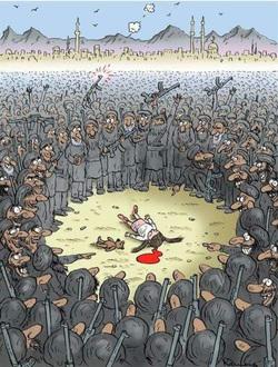 France, pays de liberté et le sort des femmes des zones de non droit ...