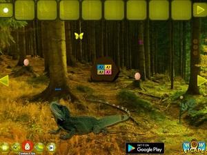 Jouer à Escape from lizard forest