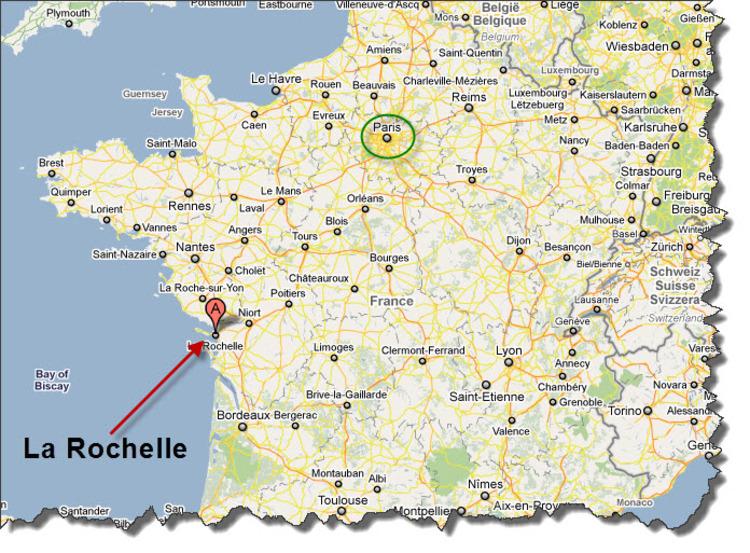 La Rochelle décembre 2014