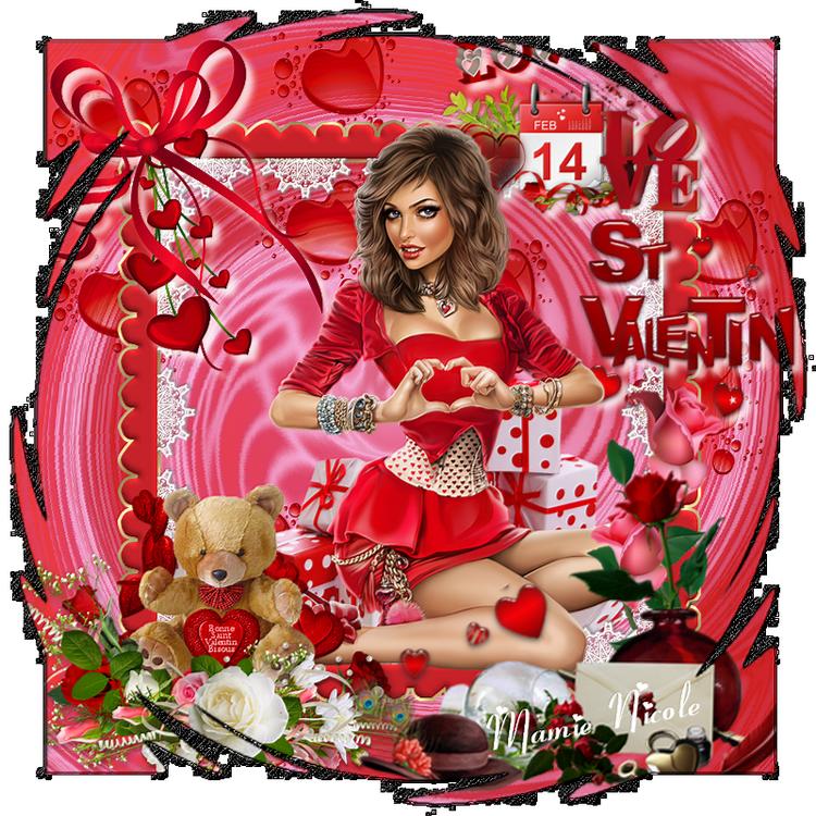 ♥♥ Très bonne Saint - Valentin ♥♥