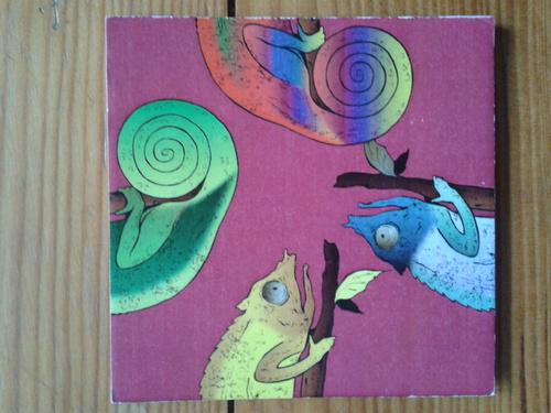 Jeu : le casse-tête du caméléon