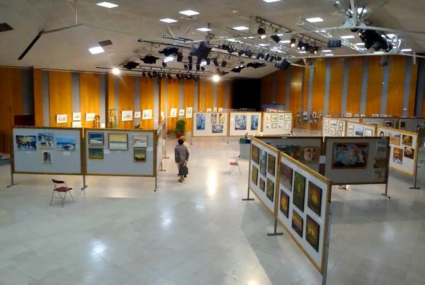 Le salon 2015 des Amis des Arts de Montbard