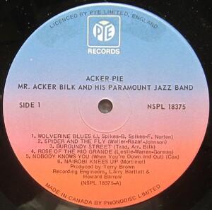 Acker Bilk, 2ème volet