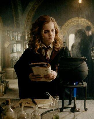 hermione: