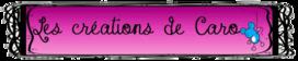 Le blog des Créations de Caro