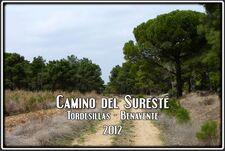 Camino del Sureste Tordesillas → Benavente