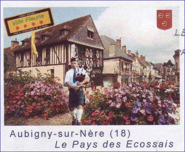 Aubigny sur Nère.