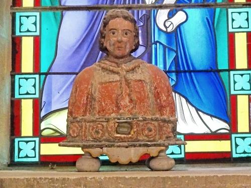 L'église de Planay