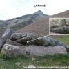 Dolmen de Deskargahandiko Lepoa (273 m), avec croix Latine