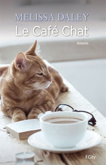 Le café chat de Melissa Daley