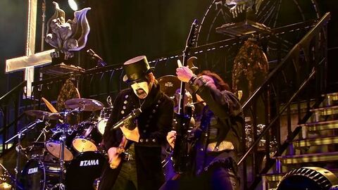 "KING DIAMOND - ""Sleepless Nights (Live At Graspop)"" Clip live"