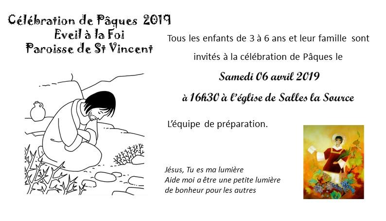 Coloriage Paques Eveil A La Foi.Eveil A La Foi Paroisse Saint Vincent Du Vallon Diocese De Rodez