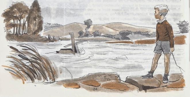 L'enfant et la rivière (Henri Bosco)