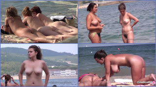 Nude Euro Beaches 2018. Part 22.