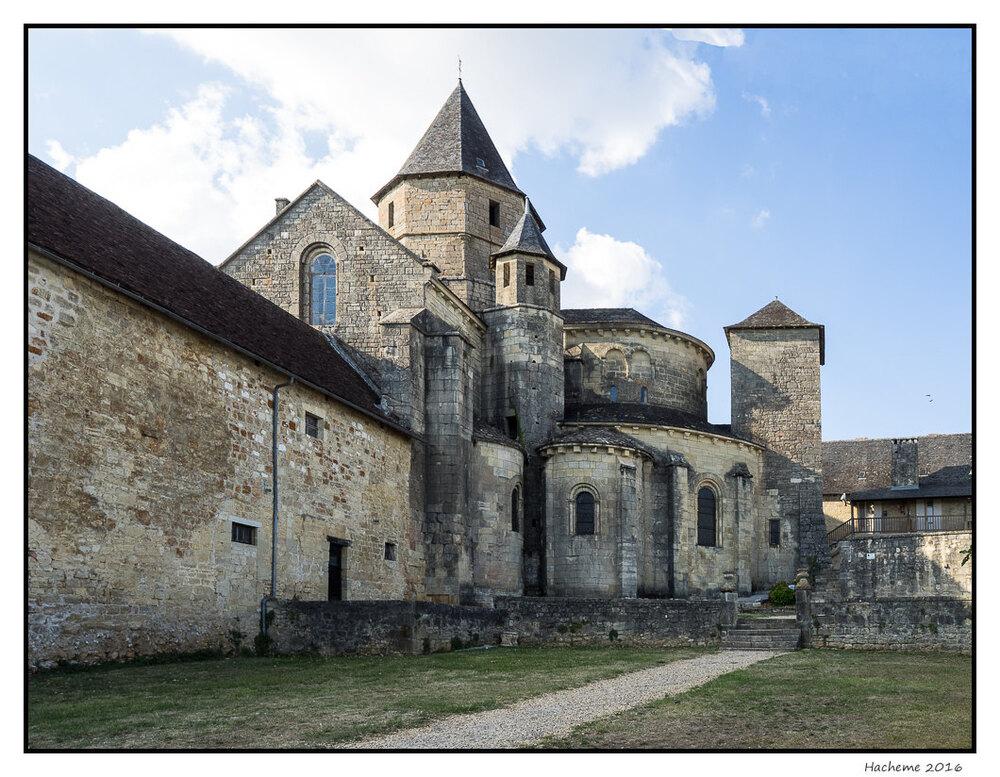 Eglise de Saint-Robert
