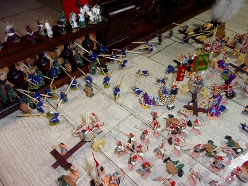 La bataille de Sothagamel, 3ème partie