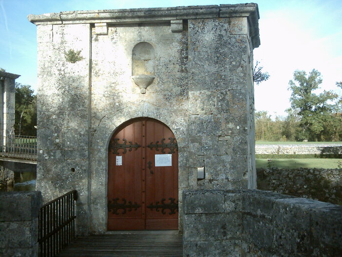 Château de La Brede(gironde) suite et fin